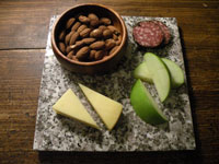 Cheese Board, Square